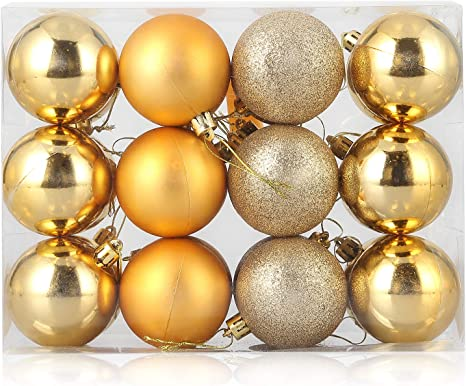 Christmas Tree Decorations Balls Bauble Xmas Party Hanging Ball Ornaments Gifts