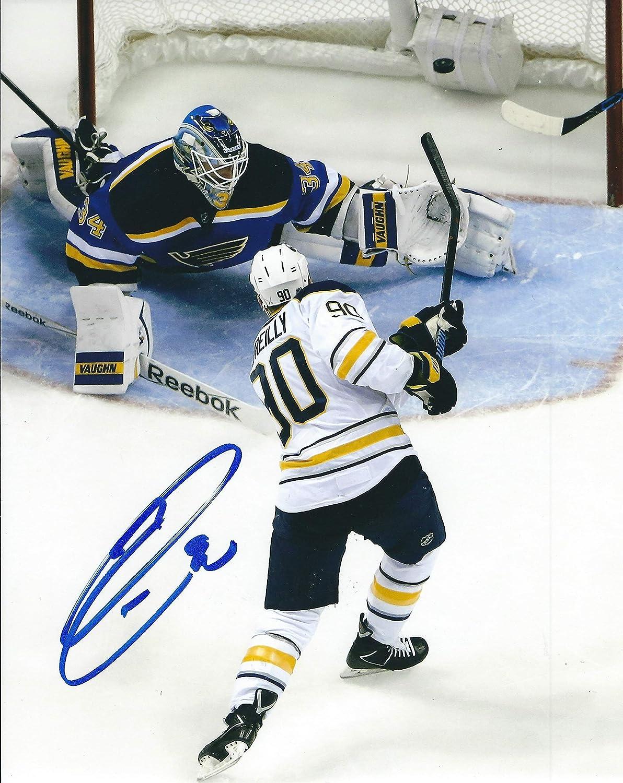 Autographed Ryan O'Reilly 8x10 Buffalo Sabres Photo