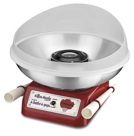 Amazon.com: Cuisinart ccm-150 C algodón Candy Maker, Rojo ...