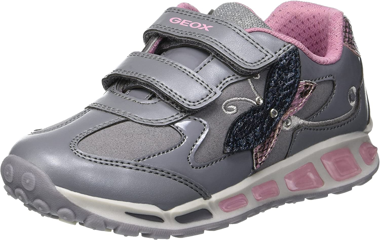 Sneakers Basses Fille Geox J Shuttle A