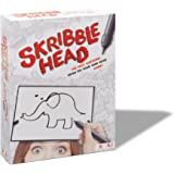 Skribble Head The Fast Guessing, Draw On Your Own Head Game