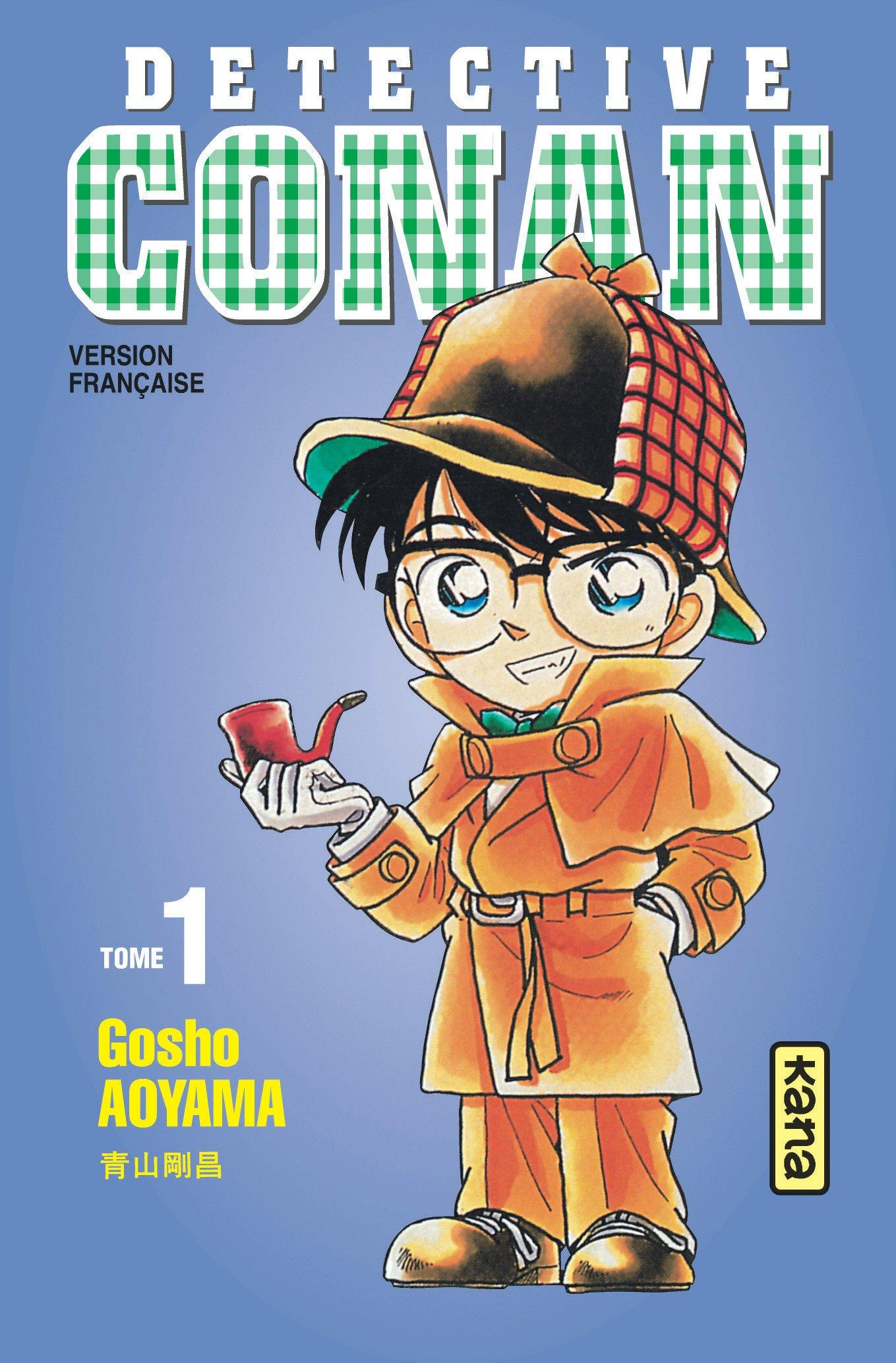 Détective Conan, tome 1 por Gosho Aoyama
