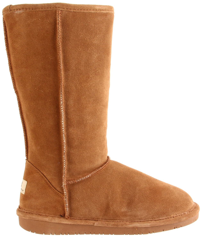 BEARPAW Women's Emma Tall Mid Calf Boot B003DNR55Y 6 B(M) US|Hickory II