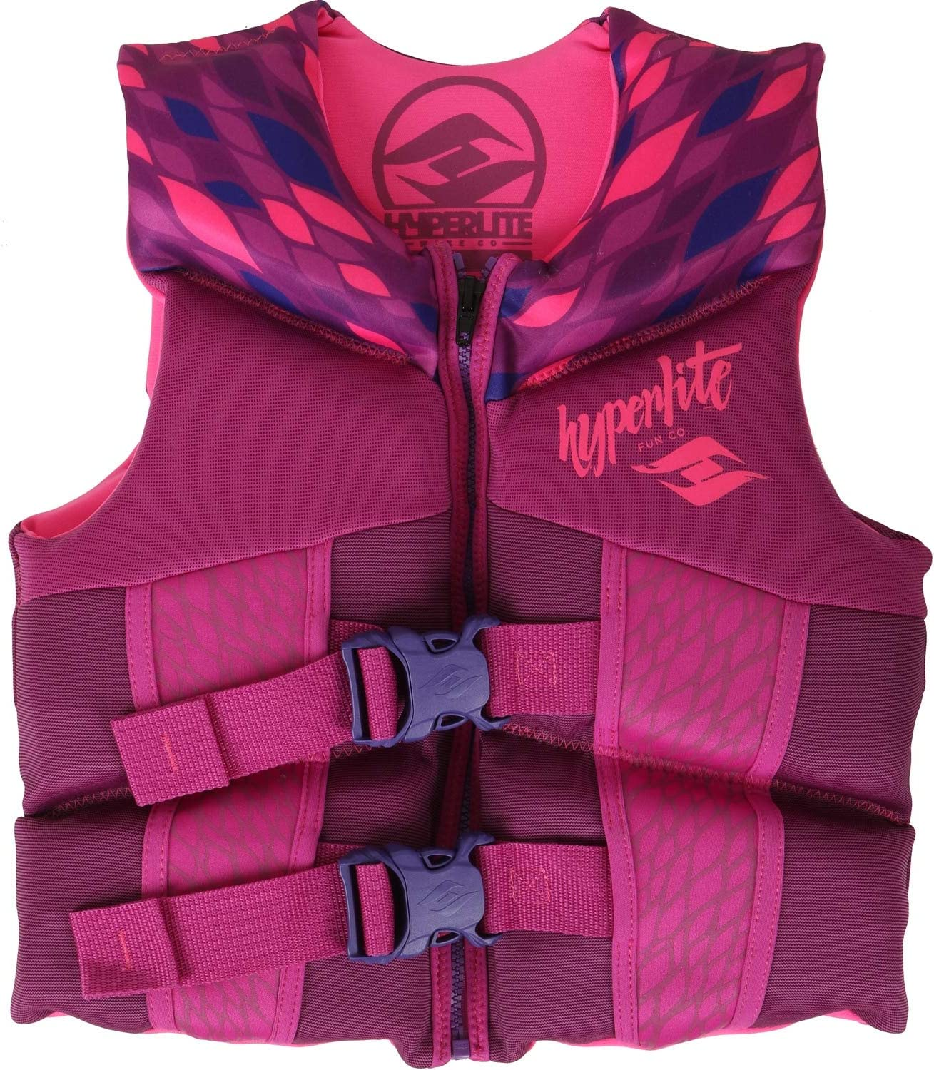 Hyperlite Youth Wakeboard Vest Girl's Sz Youth