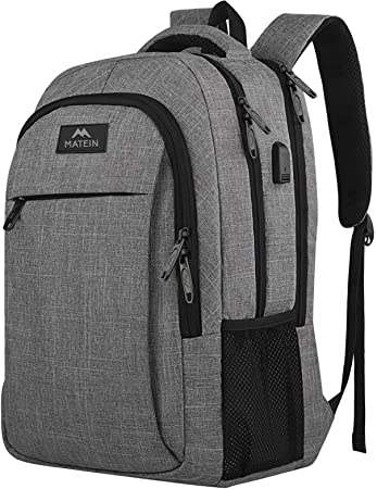 Multi-Function Backpack Fashion Casual Simple Computer Bags Large Capacity Anti-Theft Business Waterproof Nylon Laptop Backpack Five Packages