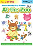 Kumon Step-By-Step Stickers: at the Zoo