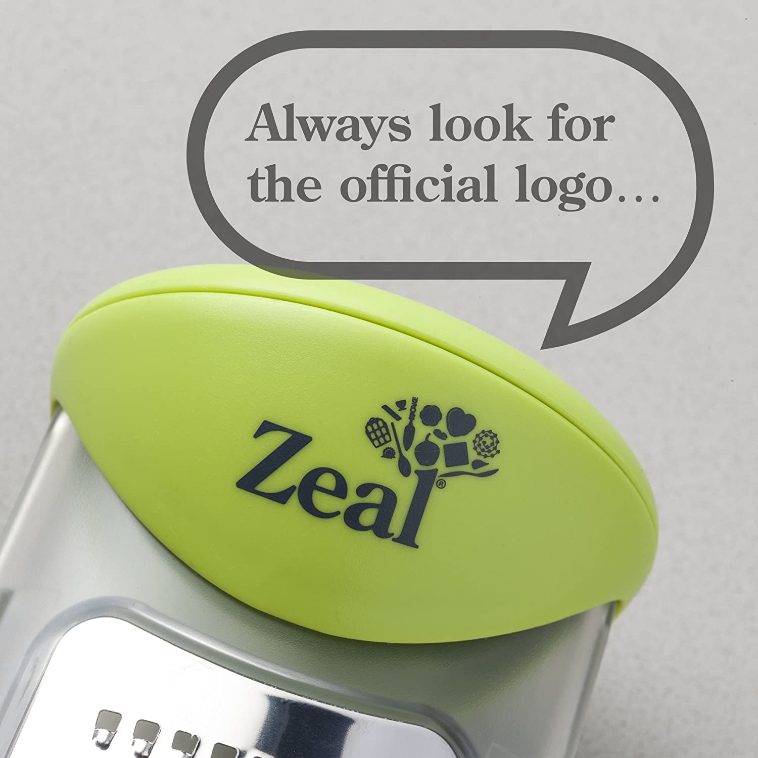 Zeal H29L Cheese Grater Lime
