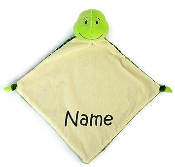 29889c2cd Amazon.com : Personalized Baby Blanket, Turtle : Baby