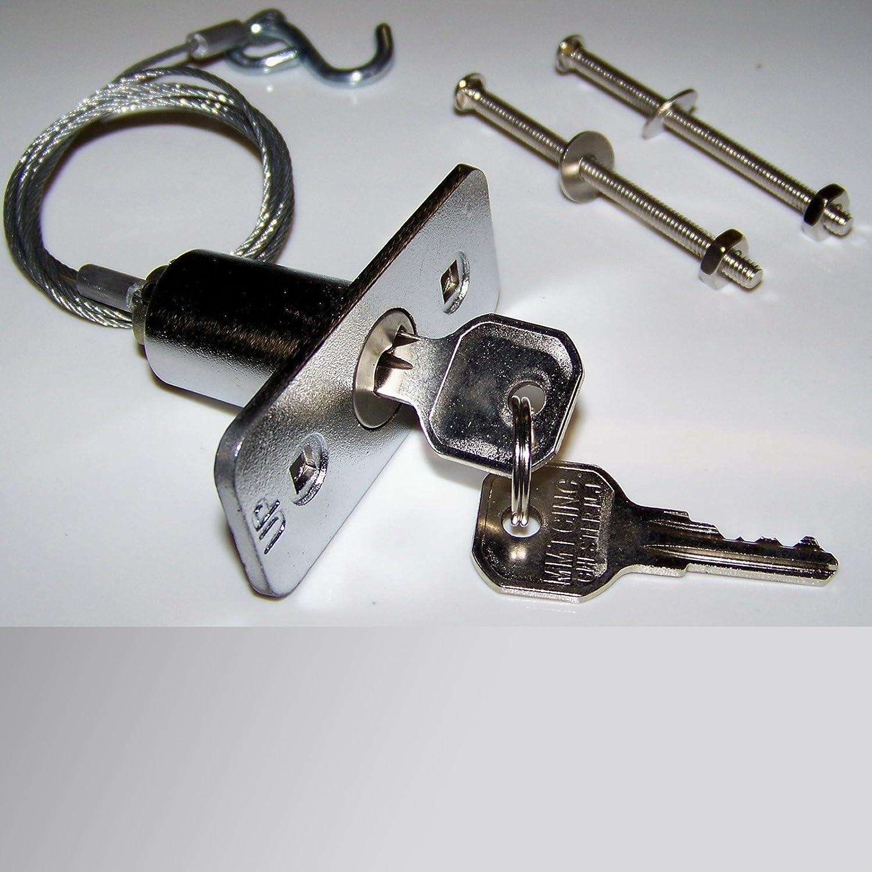 Secure Universal Garage Door Opener Emergency Disconnect