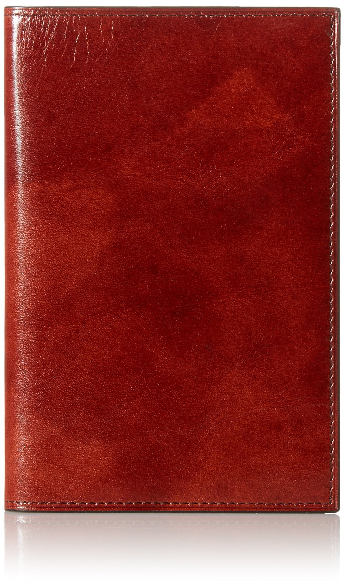 Bosca Old Leather Collection-Passport Case, Dark Brown
