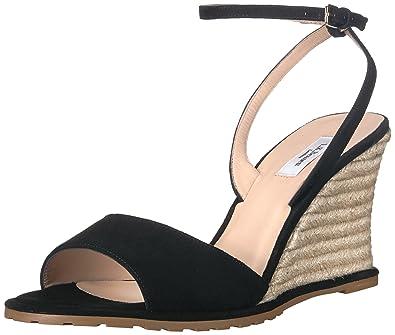 93da753e5b4 LK BENNETT Women s Talitha Espadrille Wedge Sandal  Amazon.co.uk ...