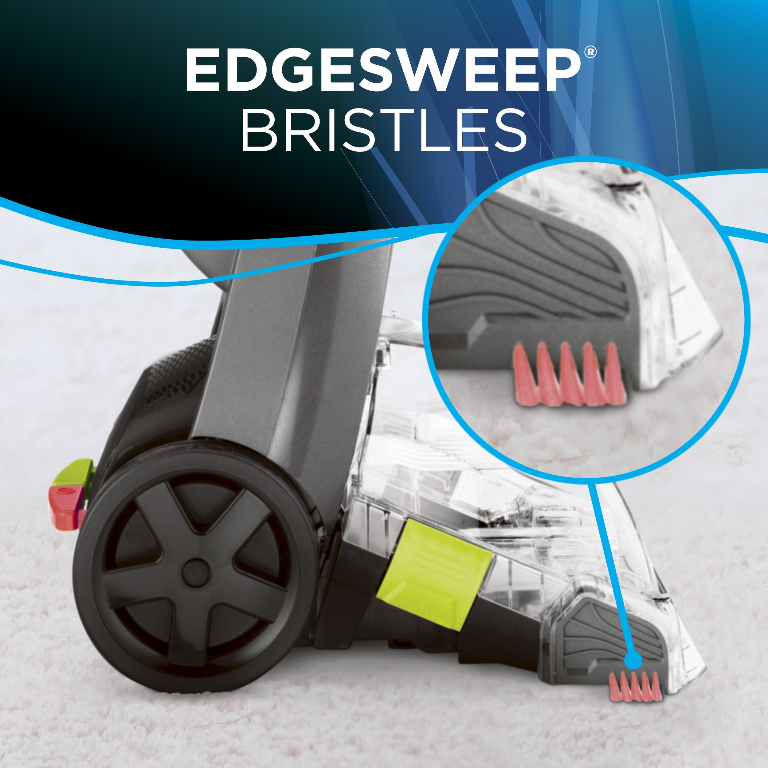BISSELL Turboclean Powerbrush Pet Upright Carpet Cleaner Machine and Carpet Shampooer, 2085 by Bissell (Image #10)