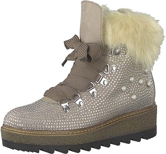 Tamaris Damen Keilstiefeletten 26722 21,Frauen Stiefel,Boots
