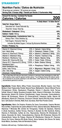 Transform Kit: On-The-Go 30 Servings, Once a Day, Contains: One Complete Meal Replacement Strawberry, One Slim Down, One Appetite Support, One Collagen, ...
