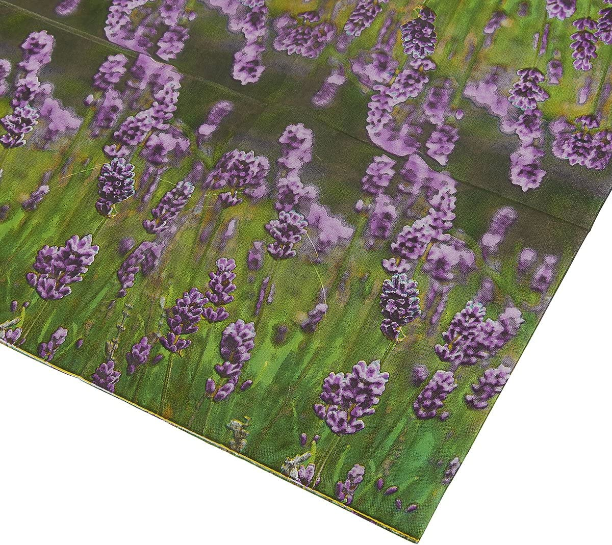 33 x 33 Centimetres Perfect for Birthday Parties Celebrations and Special Occasions Disposable Paper Party Napkins with Lavender Designs Juvale 100-Pack Decorative Napkins