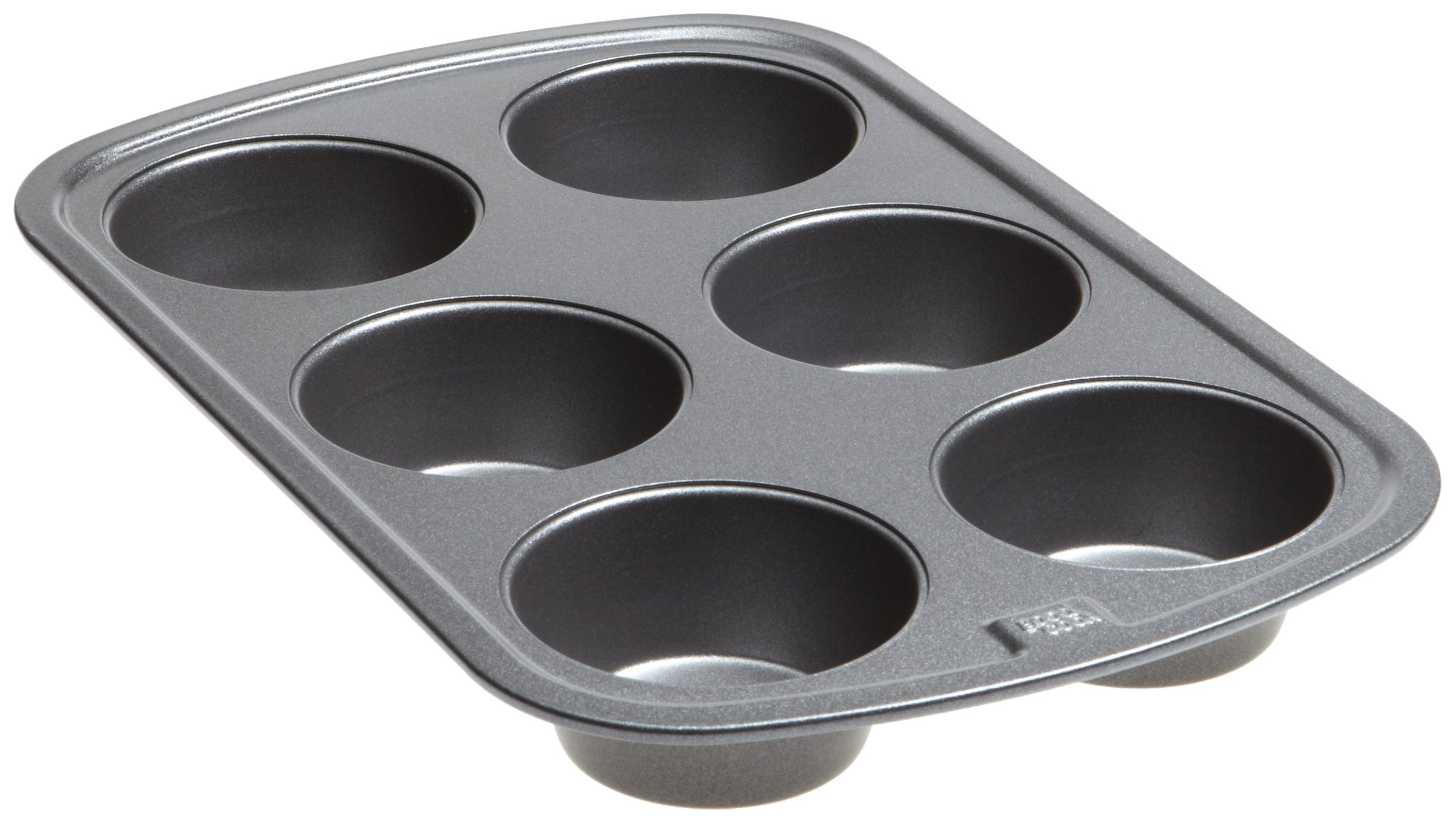 Good Cook 04030 4030 Muffin Pan 2-3/4 in Dia x 14-1/2 in L x 8-1/2 in W x 6.8 in H by Good Cook (Image #1)