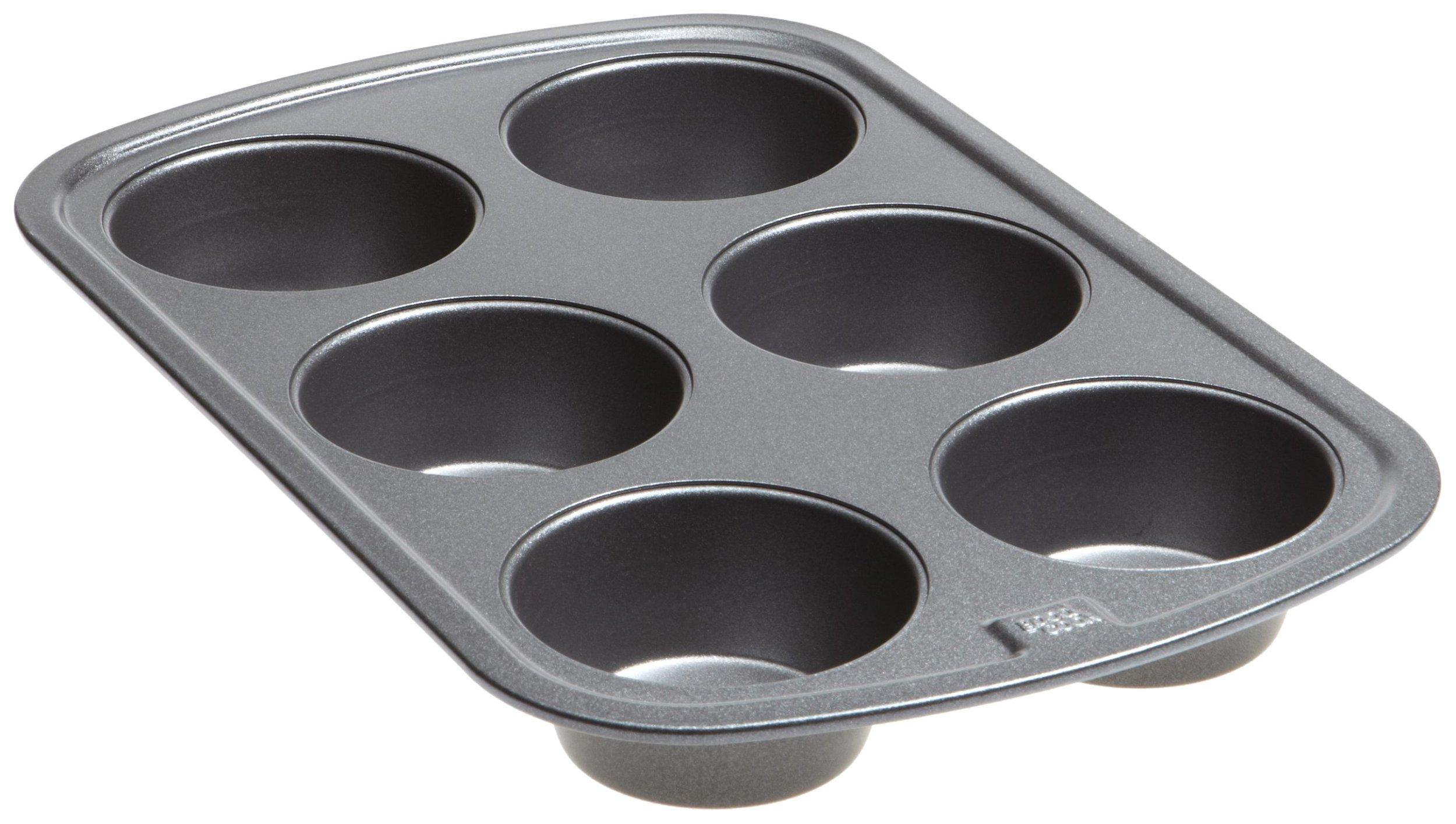 Good Cook 04030 4030 Muffin Pan 2-3/4 in Dia x 14-1/2 in L x 8-1/2 in W x 6.8 in H