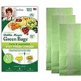 Debbie Meyer GreenBags - Reusable BPA Free Food Storage Bags