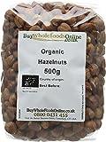 Buy Whole Foods Organic Hazelnuts 500 g