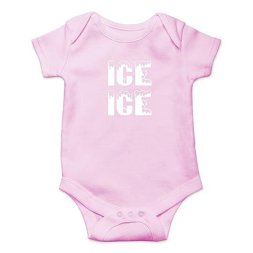 6a2234dda Amazon.com  Crazy Bros Tees Ice Ice Baby - Parody Funny Cute Novelty ...