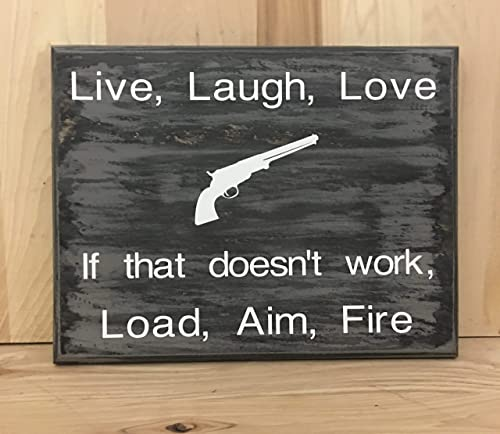 Amazon Com Live Laugh Love Funny Sign Wood Sign Snarky Signs Wooden Signs Funny Handmade,Optimize Iphone Storage Photos Not Downloading