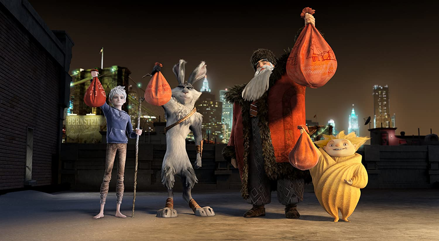 Amazon Rise Of The Guardians Chris Pine Alec Baldwin Jude Law Isla Fisher Hugh Jackman Peter Ramsey Movies TV
