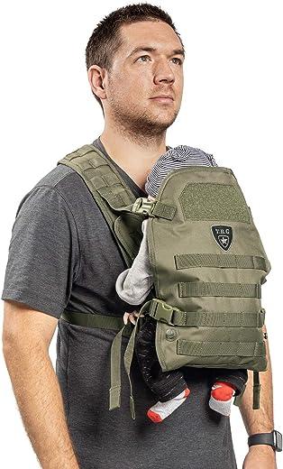 TBG Tactical Baby Carrier (Ranger Green)
