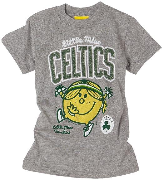 f719a93aa9c Amazon.com : NBA Boston Celtics Crew Short Sleeve Tee : Fashion T Shirts :  Clothing