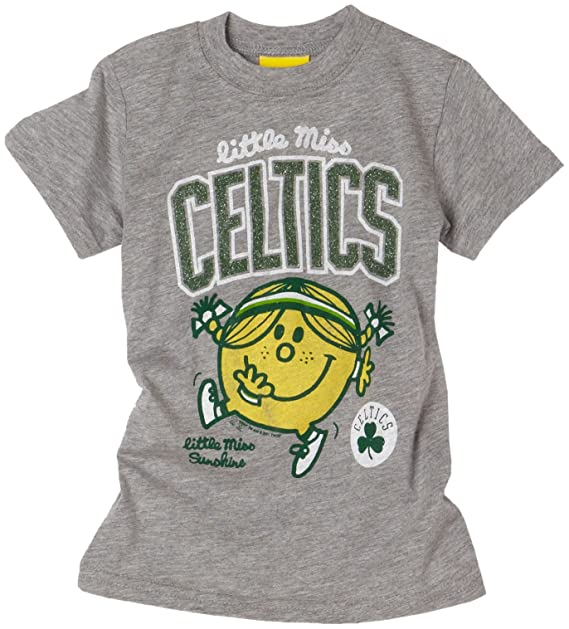 Amazon.com: NBA Boston Celtics Crew de manga corta tee: Clothing