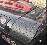 Sporthfish New Durable Black ABS Cowl Body Armor