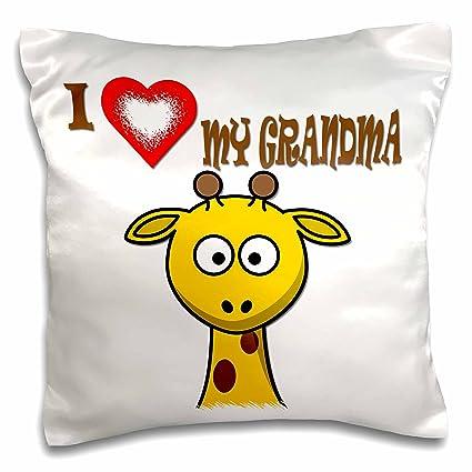 Amazoncom 3drose I Love My Little Brother Two Giraffes Popular