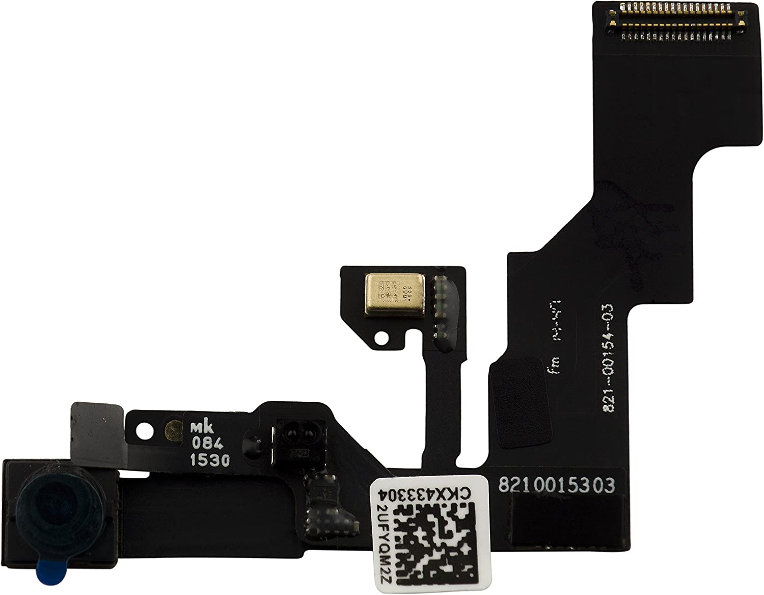 COHK Compatible with Apple iPhone Face Front Camera Flex Cable with Sensor Proximity Light and Microphone Flex Cable Replacement for iPhone 6s Plus 5.5''