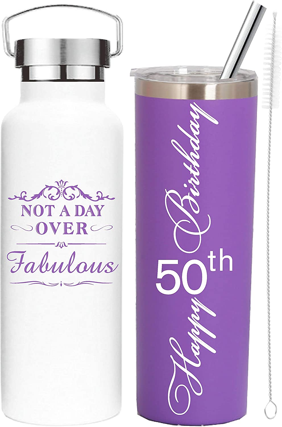 50 Birthday Gifts Women, 50th Birthday Gift Woman, 50th Birthday Gifts for Women, 50th Birthday Presents for Women, Gifts for Turning 50 for Women, 50th Birthday Tumbler, 50 Year Old Gifts for Women