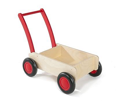 EYFS V6020 - Carro de empuje de madera para guardería: Amazon.es ...