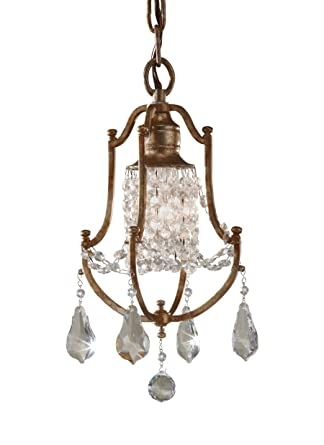 Murray feiss f26241obz valentina mini crystal chandelier lighting murray feiss f26241obz valentina mini crystal chandelier lighting 1 light 100 aloadofball Image collections