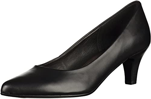 Womens 22440 Closed-Toe Pumps, Navy, 2 UK Tamaris