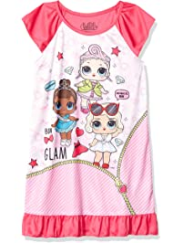 3d38a6c88 Girl's Nightgowns Sleep Shirts | Amazon.com
