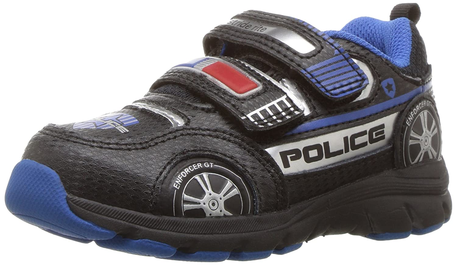 Stride Rite Vroomz Police Cruiser Shoes BB57600