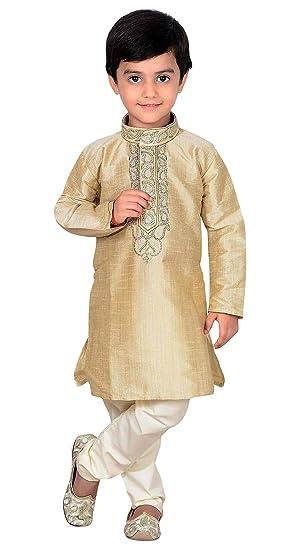 Amazon Com Boys Sherwani Kurta Pyjama Shalwar Kameez Party Wedding