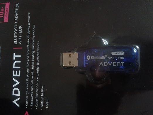 ADVENT V2.0 EDR BLUETOOTH TREIBER WINDOWS 8