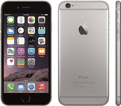 Apple iPhone 6S 64 GB – SIM desbloqueada de fábrica – usado excelente condición: Amazon.es: Electrónica