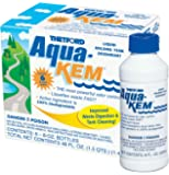 Aqua-Kem RV holding tank treatment - deodorant / waste digester / detergent 8 oz,6 count
