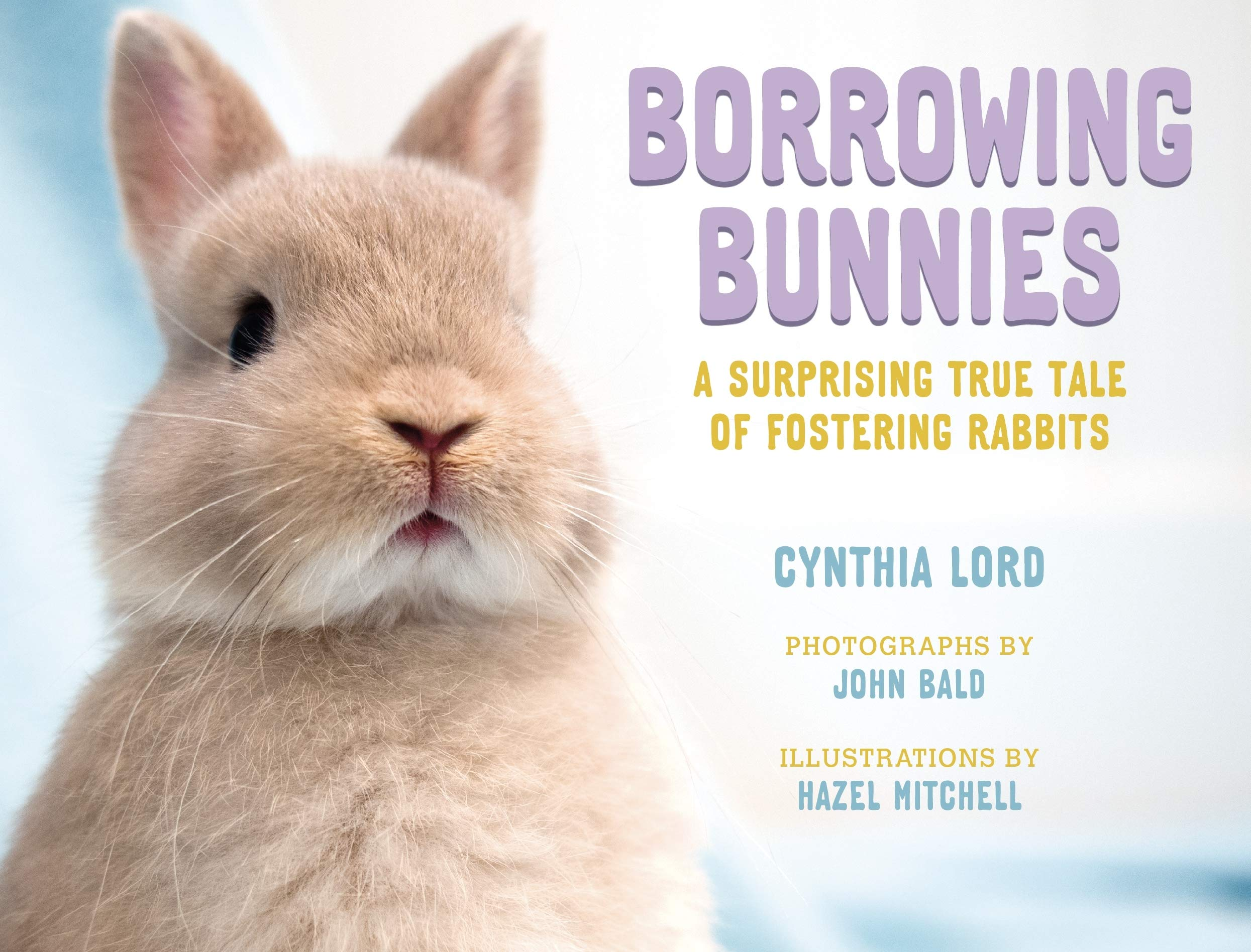 Image result for borrowing bunnies lord amazon