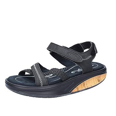 MBT Kisumu 3 S Sandale Damen, weiss, Größe: EU 6 - 37