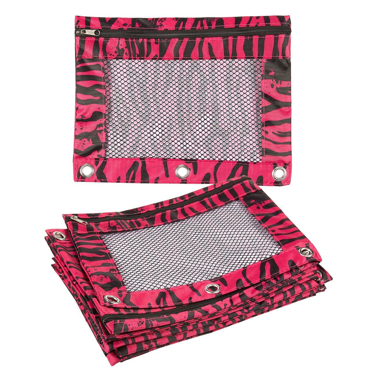 Amazon.com: Conjunto de 12 Lápiz Bolsas – bolsa de lápiz ...