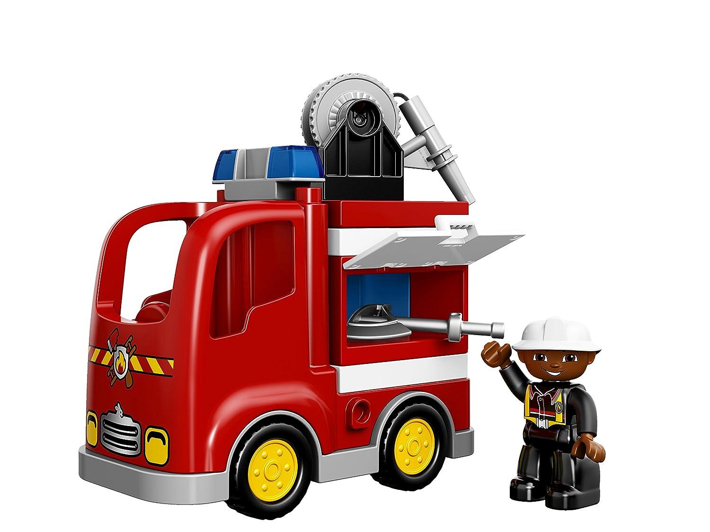 LEGO DUPLO Town 10592 Fire Truck Building Kit