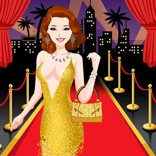 Dress Up Star Girl -
