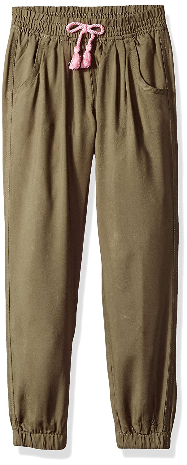 U.S. Polo Assn. Girls' Twill Pant