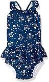 i play. Baby Girls' 1pc Ruffle Swimsuit W/Built-in Reusable Swim Diaper