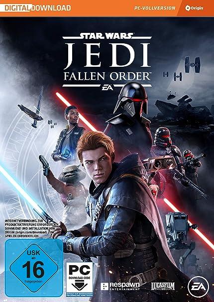 Star Wars Jedi: Fallen Order - Standard Edition - PC Code in the ...